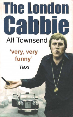 London Cabbie Alf Townsend Veryvery Funny Taxi
