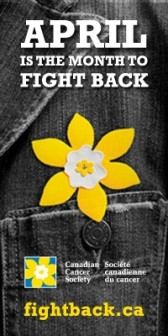 April is daffodil month. Wear your daffodil pin to show support for ...