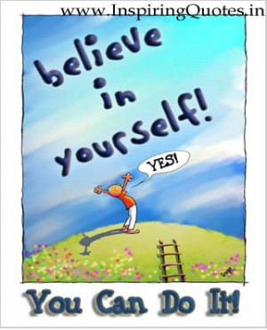 Believe in Yourself Success Quotes, Thoughts in English, Images ...