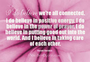 do believe Picture Quote: