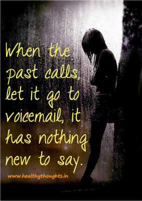 When The Past Calls…