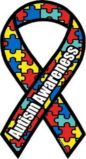 April is awareness of Autism