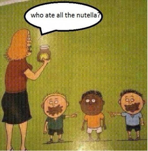 That's messed up !
