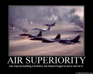 Thread: Air Force Motivational poster
