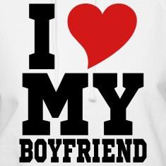 Love My Boyfriend Hoodies