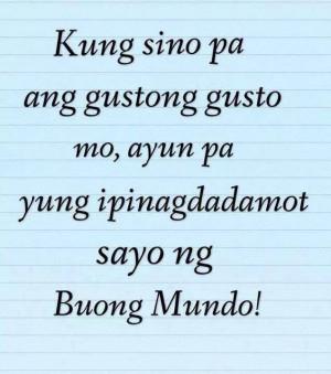 Quotes tagalog patama