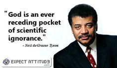 Host of Cosmos Neil deGrasse Tyson quote