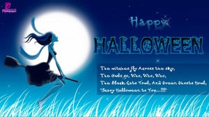 Halloween Greeting Cards for Kids with Poems and Quotes