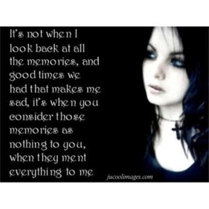 emo i love you quotes and sayings - gedlinges - Zimbio