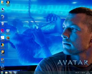 Galería multimedia de Fondo de escritorio: Avatar