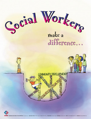 Social Workers Make a Difference!