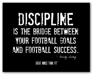Great Football Quotes Football success quote