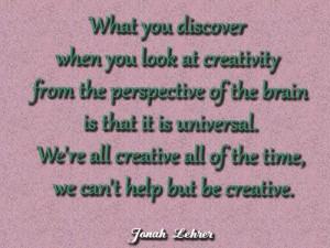 Creativity Quotes on Pictures - Quoteszilla.com