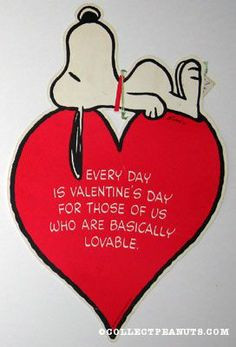 Valentines Day Peanuts Gang Quotes QuotesGram