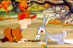 "Happy Birthday, Bugs Bunny! ""A Wild Hare"" directed by Tex Avery ..."
