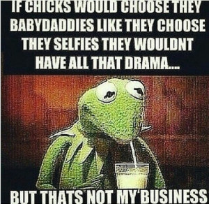 Kermit the Frog inspires funny Instagram memes » Kermit the Frog ...