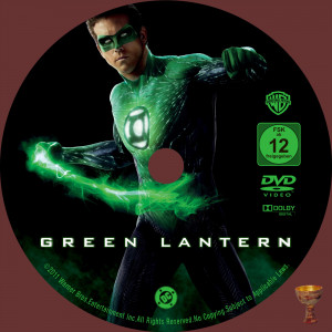 Green Lantern Dvd Cover Dude