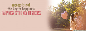 Success Is Not The Key To Happiness Cover