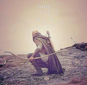 Legolas quote