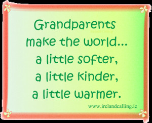 ... joy into the lives of their grandchildren…as well as giving mammies