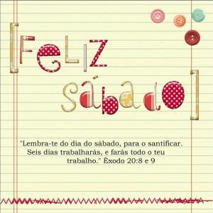 HAPPY SABBATH !!!