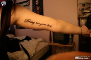Tattoo Quotes And Sayings