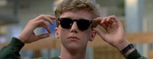 hot nerdy 80s movie sidekicks brian johnson in the breakfast club