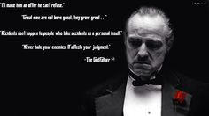 godfather quotes hail don vito the godfather more godfather quotes the ...
