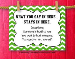 School Counselor Classroom Decor Gi fts for Teachers Appreciation End ...