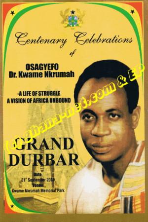 Kwame Nkrumah Pan African amp Designer of a modern Africa