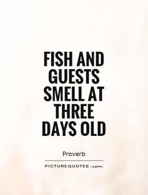 Fish Quotes Proverb Quotes