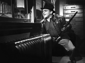 """James Cagney in """"White Heat"""" (1949)"""