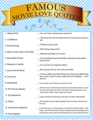 ... Quotes, Famous Disney Movie Quotes, Fall Bridal Shower Games, Bridal