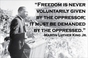 martin luther king jr quotes on equal rights