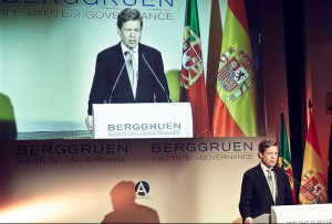 Nicolas Berggruen President Berggruen Institute on Governance Credit