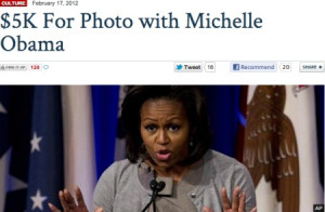 Michelle Obama Racist Quotes Photo with michelle obama