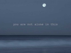 Alone Quotes About Love Story This Our Not