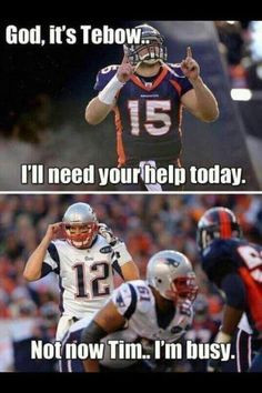 HATE TIM TEBOW!