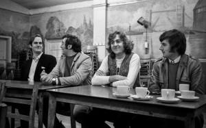 Monty Python reunion: Monty Python rehearsals at Acton Working Mens ...