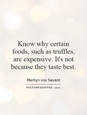 Expensive Taste Quotes