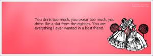 fbcoverstreet.comI Appreciate Our Friendship So