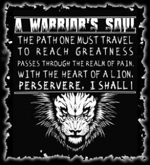 Warrior's Soul