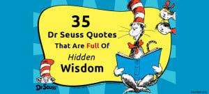 Dr Seuss Quotes Poems