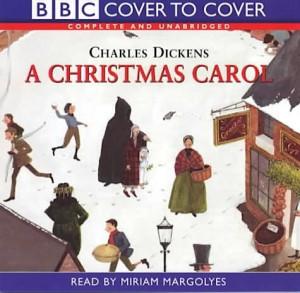 Charles Dickens - A Christmas Carol - read by Miriam Margolyes