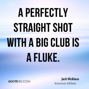 Jack Nicklaus Quotes