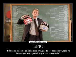 Barney Stinson Quotes From