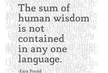 Cross Cultural Wisdom / Quotes, sayings, proverbs and other words of ...