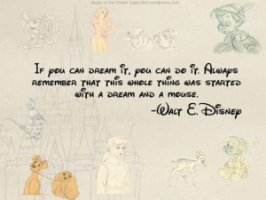 Famous walt disney love quotes