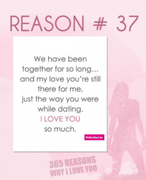 365 Reasons Why i Love You View Original Image