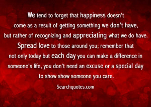 Today's Good Newsz Quote of the Day....Happy Valentine's Day!!